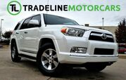2011 Toyota 4Runner SR5 SUNROOF, LEATHER, AUX, AND MUCH MORE!!!