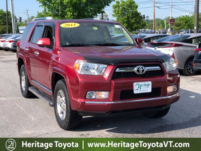 2011 Toyota 4Runner SR5 South Burlington VT