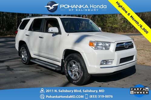 2011_Toyota_4Runner_SR5 V6 SR5 ** 3RD ROW SEATING ** Only 60,635 Miles **_ Salisbury MD