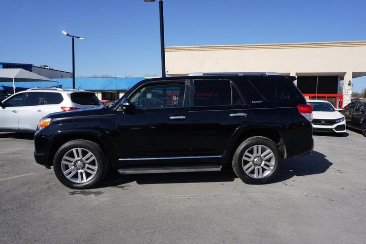 2011 Toyota 4Runner limited 4x4 Trail Dallas TX