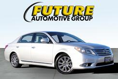 2011_Toyota_AVALON_Sedan_ Roseville CA