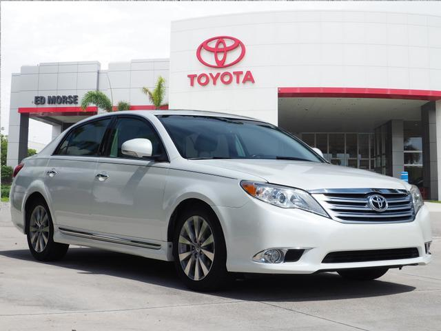 2011 Toyota Avalon Limited Delray Beach FL