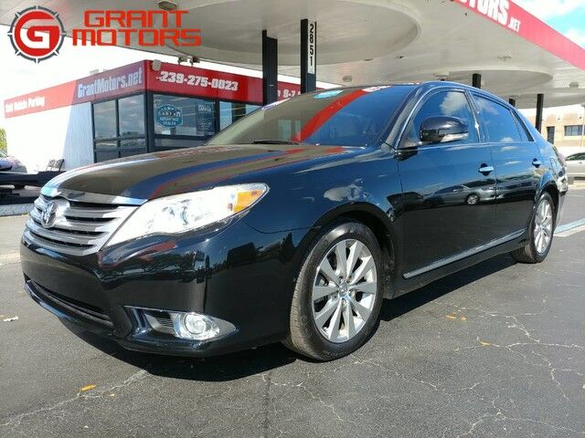 2011_Toyota_Avalon_Limited_ Fort Myers FL