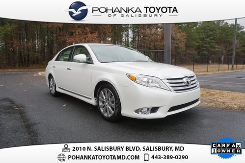 2011_Toyota_Avalon_Limited_ Salisbury MD