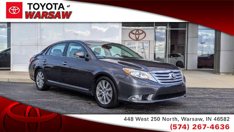 2011 Toyota Avalon Limited Warsaw IN