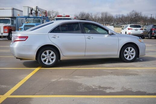 2011 Toyota Camry 4DR SDN I4 LE AT Wichita Falls TX
