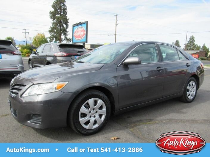 2011 Toyota Camry 4dr Sdn I4 Auto LE Bend OR