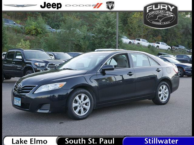 2011 Toyota Camry 4dr Sdn I4 Auto LE (Natl) St. Paul MN
