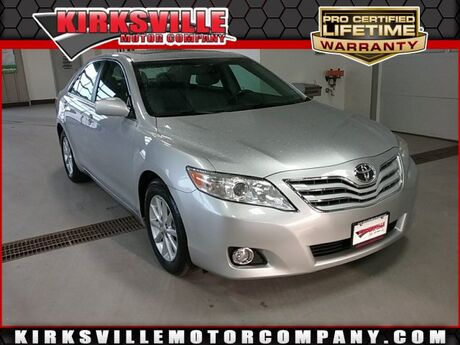 2011 Toyota Camry 4dr Sdn I4 Auto XLE Kirksville MO