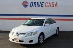 2011_Toyota_Camry_Base 6-Spd AT_ Dallas TX