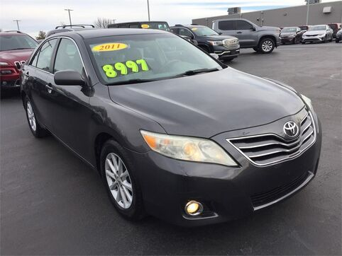 2011_Toyota_Camry_I4 XLE_ Evansville IN