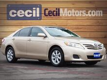 2011_Toyota_Camry_LE_  TX