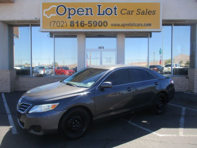 2011 Toyota Camry LE 6-Spd AT Las Vegas NV