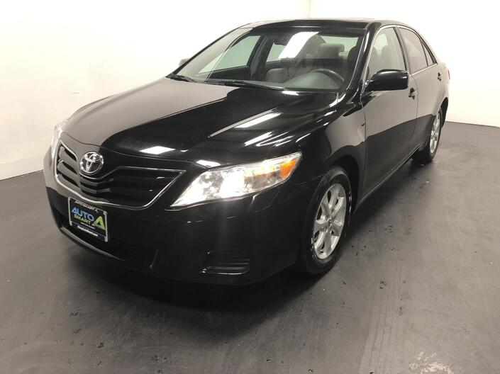 2011 Toyota Camry LE 6-Spd AT Texarkana TX