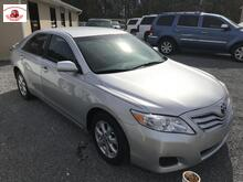 2011_Toyota_Camry_LE 6-Spd AT_ North Charleston SC