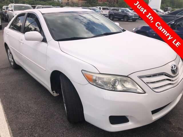 2011 Toyota Camry LE Cranberry Twp PA