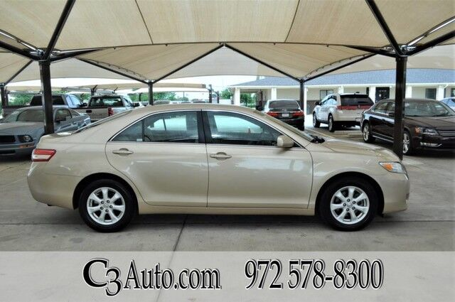 2011 Toyota Camry LE Plano TX