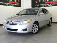 Toyota Camry LE SUNROOF CD PLAYER POWER DRIVER SEAT POWER LOCKS POWER WINDOWS 2011