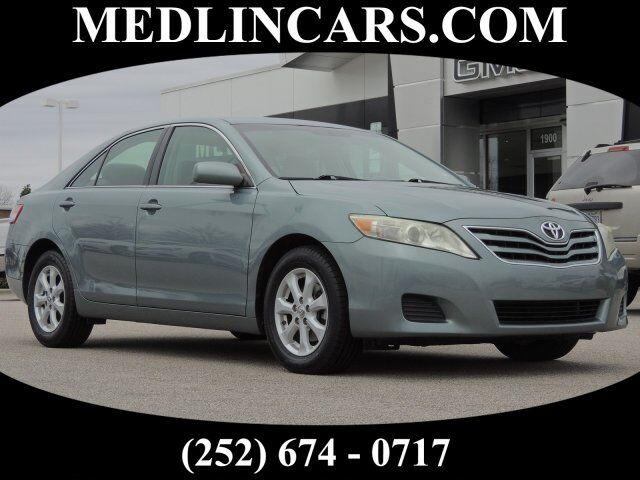 2011 Toyota Camry LE Wilson NC