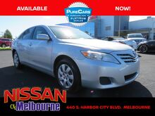 2011_Toyota_Camry_LE_ Melbourne FL