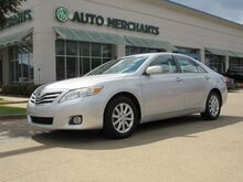 2011_Toyota_Camry_XLE 6-Spd AT LEATHER, SUNROOF, NAVIGATION, BACKUP CAM, BLUETOOTH, KEYLESS ENTRY, CLIMATE CONTROL_ Plano TX
