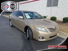 2011_Toyota_Camry_XLE_ Central and North AL