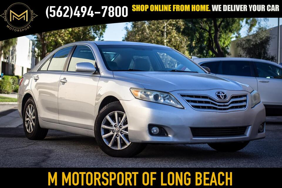 2011_Toyota_Camry_XLE Sedan 4D_ Long Beach CA