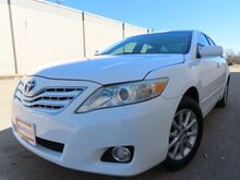 2011_Toyota_Camry_XLE V6 6-Spd AT_ Dallas TX