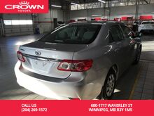 2011_Toyota_Corolla_CE Auto / Crown Original / One Owner / Local / Great Value_ Winnipeg MB