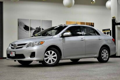 2011_Toyota_Corolla_LE_ Boston MA