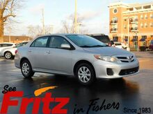 2011_Toyota_Corolla_LE_ Fishers IN