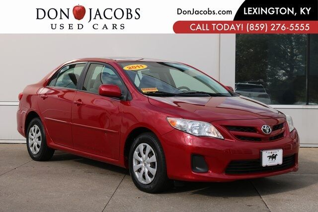 2011 Toyota Corolla LE Lexington KY