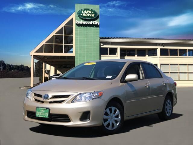 2011 Toyota Corolla LE Redwood City CA