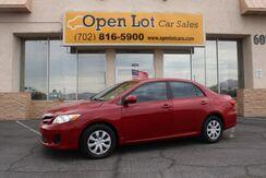 2011_Toyota_Corolla_S 5-Speed MT_ Las Vegas NV