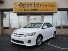 2011_Toyota_Corolla_S 5-Speed MT_ Las Vegas NV