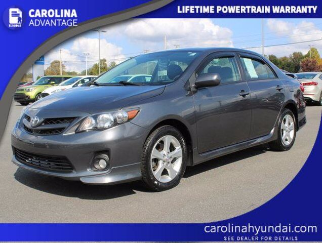 2011 Toyota Corolla S High Point NC
