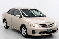 Toyota Corolla UNKNOWN 2011