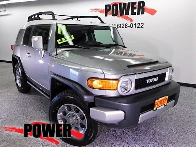 2011 Toyota FJ Cruiser 4DR 4WD AT Corvallis OR