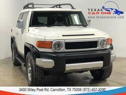2011_Toyota_FJ Cruiser_4WD AUTOMATIC REAR CAMERA REAR PARKING DISTANCE CONTROL CRUISE CONTROL_ Carrollton TX