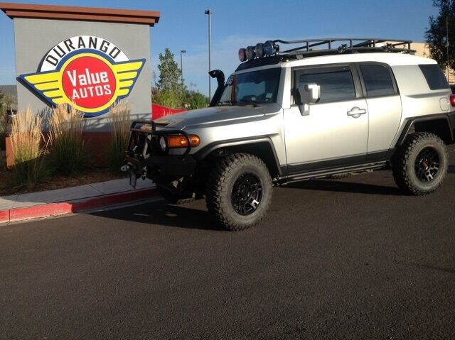 2011 Toyota FJ Cruiser Base Durango CO