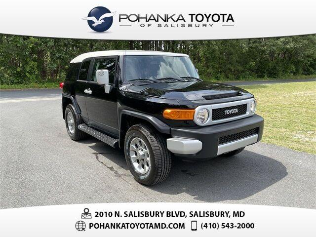 2011 Toyota FJ Cruiser Base Salisbury MD