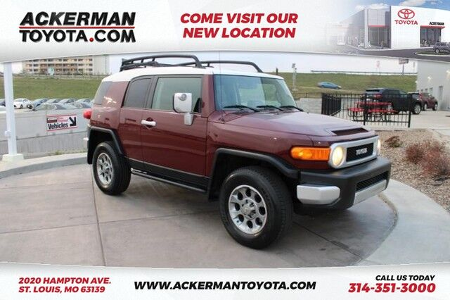 2011 Toyota FJ Cruiser Base St. Louis MO