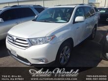 2011_Toyota_HIGHLANDER LIMITED FWD__ Hays KS