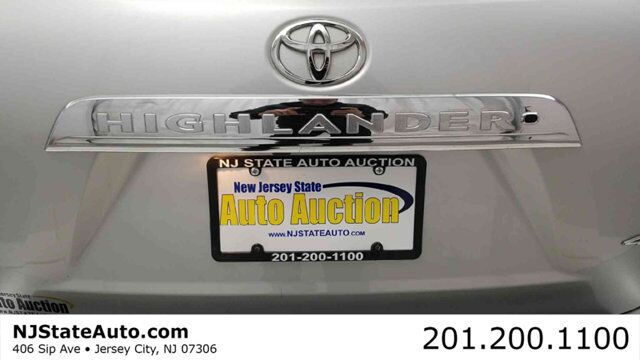 2011 Toyota Highlander 4WD 4dr V6  Limited Jersey City NJ