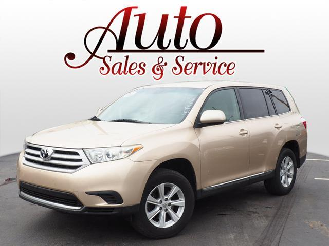 2011 Toyota Highlander Base 2WD V6 Indianapolis IN