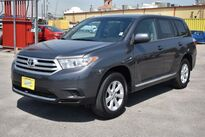 Toyota Highlander Base 4WD 2011