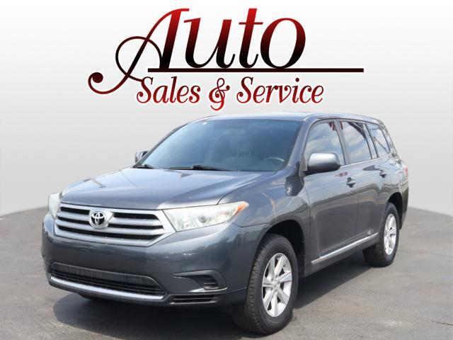 2011 Toyota Highlander Base 4WD Indianapolis IN