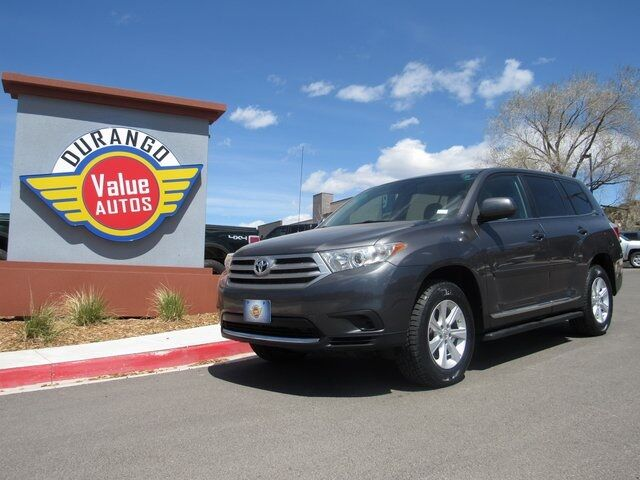 2011 Toyota Highlander Base Durango CO