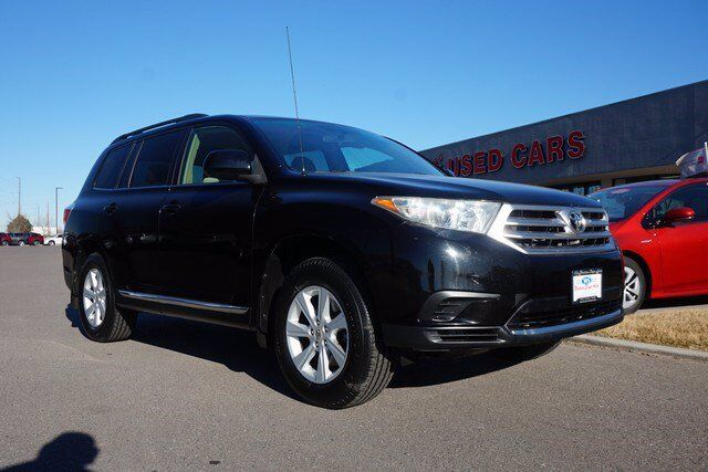 2011 Toyota Highlander Base Grand Junction CO