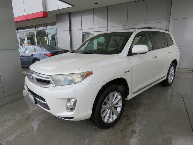 2011 Toyota Highlander Hybrid Limited Novato CA